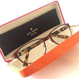 Kate Spade Designer Eyewear- Model Jayla